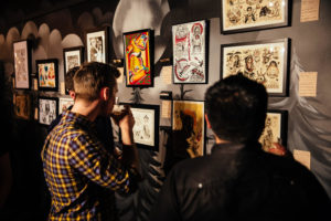 Tattoo Exhibition Crowbar 02