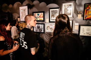 Tattoo Exhibition Crowbar 11