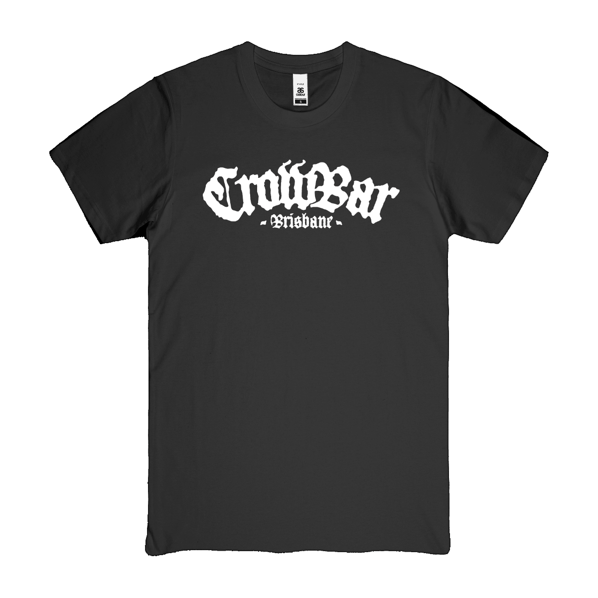Crowbar Brisbane Logo T Shirt