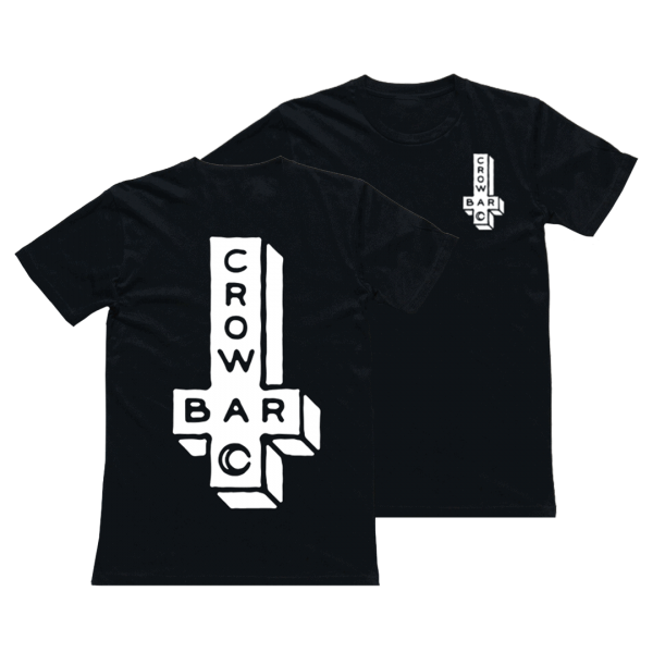 Crowbar Cross T-shirt