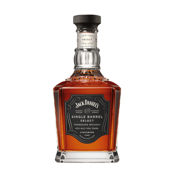 Crowbar Whiskey Jack Daniels Single Barrel Select 1