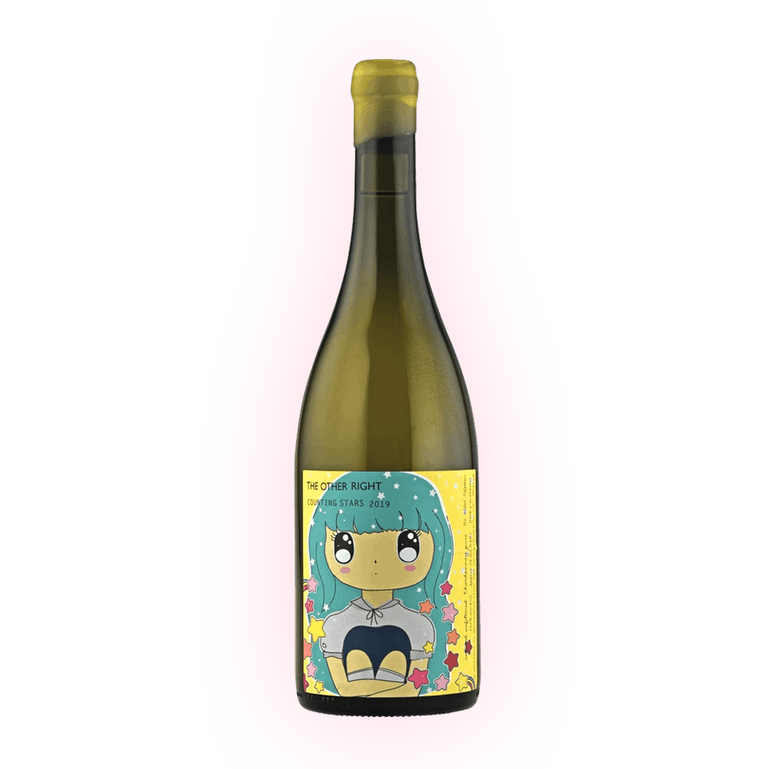 Crowbar Wine The Other Right Counting Stars 2019 Chardonnay