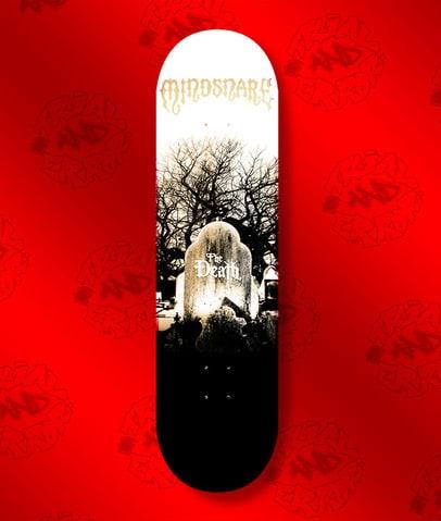 Mindsnare The Death Skateboard