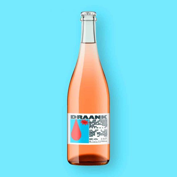 Waax Draank Crowbar Pet Nat Wine